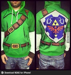 TLOZ hoodie. I WANT IT SOO BAD