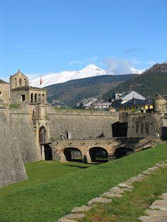 Ciudadela Jaca Huesca España.