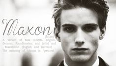 Maxon~ Greatest