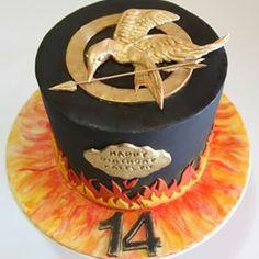 Hunger Games | 34 gâteaux inspirés de films que tous les cinéphiles apprécieront