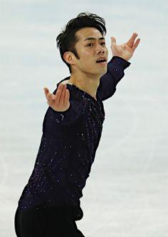 Daisuke Takahashi (Sochi FS) 〔五輪・フィギュア〕フィギュアスケート男子フリーで演技する高橋大輔=14日、ロシア・ソチ【時事通信社】