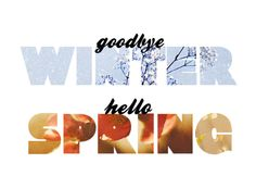 Goodbye #Winter - Hello #Spring ☀️☀️ #MarchFirst #FirstMarch