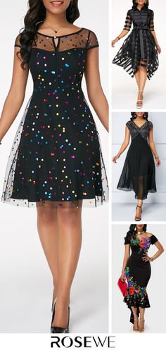 Upgrade your wardrobe and try new styles this year. Stylish Dresses, Women's Fashion Dresses, Girl Fashion, Casual Dresses, Short Sleeve Dresses, Womens Fashion, Next Dresses, Pretty Dresses, Black Summer Outfits