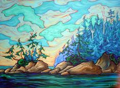Image result for fred peters painter