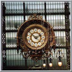 Museum d'Orsey | Museum d'Orsay. Paris, July 23, 2002