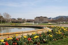 Parc Borély (Borely park)(MARSEILLE). A large and great park, 300 meters from the sea. After a siesta in the park go have a drink at Escale Borely (a place with numerous restaurants and bars on the beach) to see the sunset.