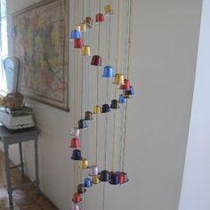movil con capsulas de cafe - Meubles et objets - Pure Sweet Home