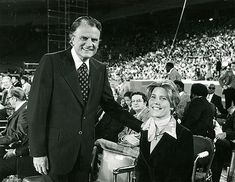 Joni Eareckson Tada & Billy Graham