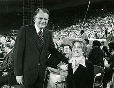 People Who Inspire Joni: Billy Graham | Blog