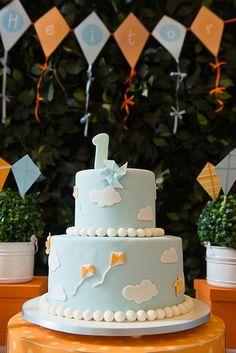 Tema para festa de aniversário: Pipas e Cataventos - Crescer   Temas