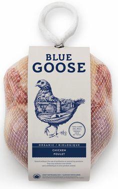 Blue Goose / Design : Sid Lee, Canada, 2013