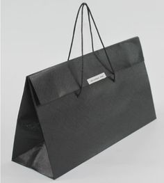 luxury gift bag, luxury paper carrier bag, special paper bag, design shopping bag