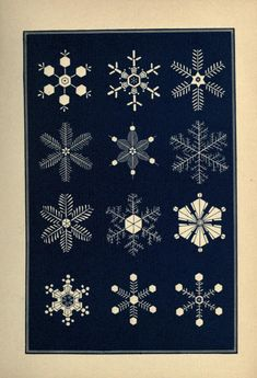 Snow Flakes: A Chapter from the Book of Nature. Published 1863 by American Tract Society in Boston .