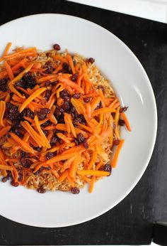 Kabuli Pilau (Afghan Rice dish) by Adventuress Heart, via Flickr