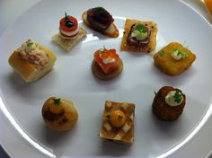 Mint Catering NYC assortment