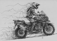 Motos Big Trail - Coleções - Google+