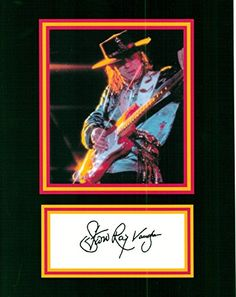 stevie ray vaughan research paper Stevie ray vaughan vs jimi hendrix over the years stevie ray vaughan was subject to a lot of criticism for sounding similar to jimi hendrix which, in turn, led to an.