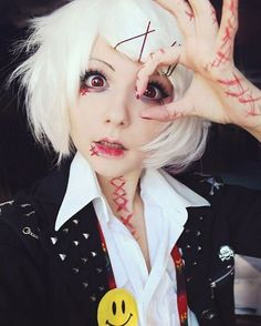 Tokyo Ghoul Suzuya Juuzou cosplay by Sheriylin7 #cosplayclass #tokyoghoul #cosplay
