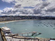 Donostia/San Sebastián Euskadi Basque Country