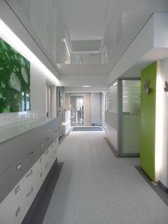 Erweiterung einer Zahnarztpraxis - Design Manufaktur