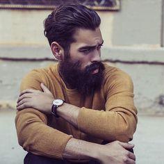 beards carefully curated — Cash