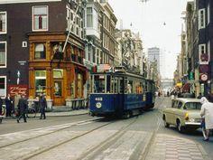 1967. Utrechtsestraat, Amsterdam. #amsterdam #1960