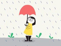 New trending GIF on Giphy March 23 2017 at Rainy Day Images, Rain Animation, World Wetlands Day, Rain Gif, Happiness Blog, Nice Glasses, Water Pictures, Black Anime Characters, Love Rain