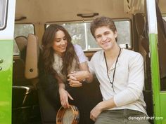 Trorian and Keegan (a.k.a Spencer and Toby from PLL)