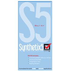 Remarkable information about synthetix 5 belt kit #synthetic_pee #fake_urine