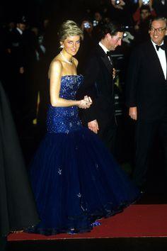 Diana hercegnő időtlen stílusa