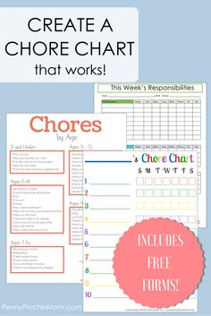 378 Best C Charts For Kids Images In 2019