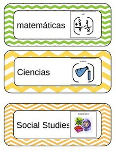 Editable SPANISH schedule cards and FREE! Classroom Labels, New Classroom, Kindergarten Classroom, Classroom Decor, Spanish Word Wall, Spanish Words, Schedule Cards, Class Schedule, Microsoft Update