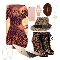 Empire: Cookie Lyon by anyajd on Polyvore featuring Michael Kors, Olive