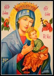 Nossa Senhora e a perseguição contra os cristãos