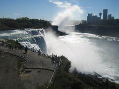Sharon Springs, Niagara Falls and Statue Climbers- New Post on Classy & Fabulous