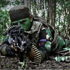 Commander's Call of JakartaGreater
