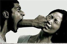 şiddet her zaman fiziksel olmaz