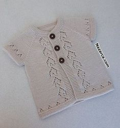 Knit Vest, Baby Knitting Patterns, Crochet Baby, Pullover, Children, Sweaters, Clothes, Fashion, Baby Things