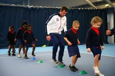 The Lawn Tennis Association serves up FREE tennis for 20k kids in 2017