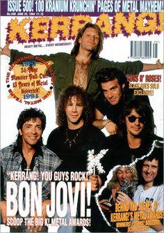 Kerrang Magazine June 25, 1994