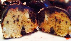 Food Fitness by Paige: Cookies and Cream Chocolate Truffle