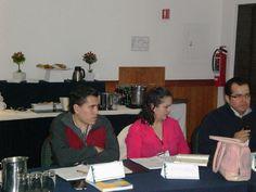 Todos los presentes en el curso compartieron anecdotas sobre los temas vistos.