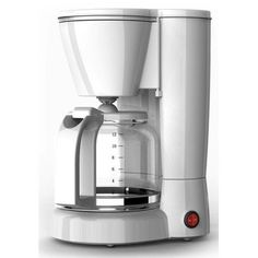 Melitta 66358 12 Cup White Aroma Brew Coffee Maker *** More info could be found at the image url.