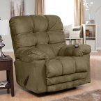 Catnapper Deluxe Magnum Heat & Massage Rocker Recliner - Adjustable comfort is at your fingertips with the Magnum Heat & Massage Recliner . Turn on, fine tune, and drop back into your favorite comfort...