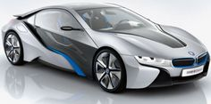 BMW has unveiled an updated BMW i3 concept and BMW i8 Concept Spyder.