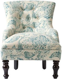 Custom Elaine Accent Chair - Accent Chair - Interior Seating - Furniture | HomeDecorators.com