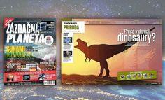 Ročné predplatné časopisu Zázračná planéta Thing 1, 20 Min, Ale, Moose Art, Food And Drink, Celebrity, Animals, Savory Snacks, Hokkaido