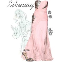 """Eilonwy"" by alyssa-eatinger on Polyvore"