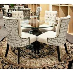 Nebraska Furniture Mart – Container Marketing Serena 5-Piece Dining Set