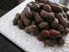 Boiled Peanuts in Crock-pot, I have 2 transplanted southerners who would love me for this :D
